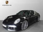 Porsche 911 Type 991 3.8 Targa 4S PDK Noir à BEAUPUY 31