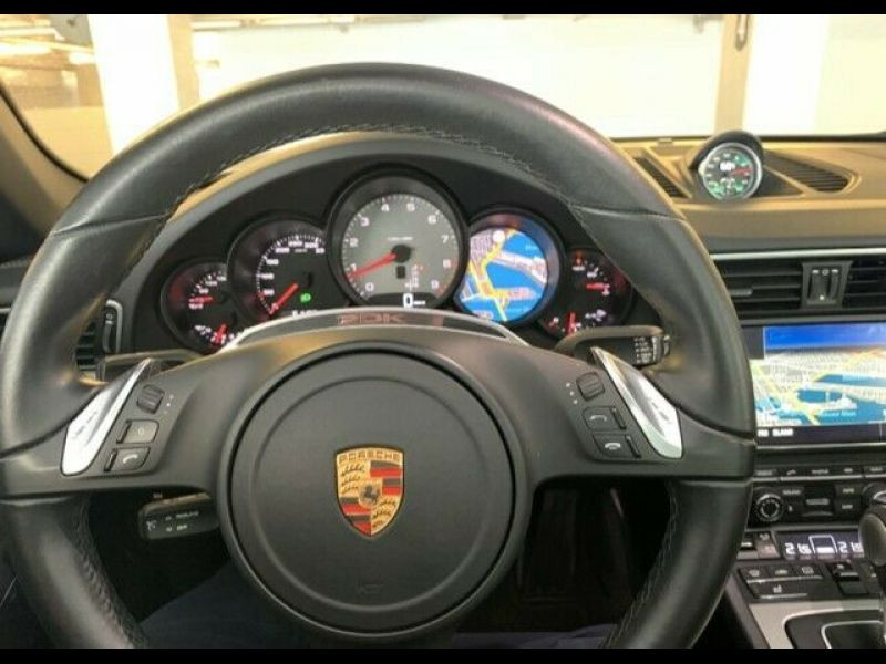 Porsche 911 Type 991 3.8 Targa 4S PDK Noir occasion à BEAUPUY - photo n°6