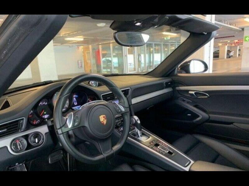 Porsche 911 Type 991 3.8 Targa 4S PDK Noir occasion à BEAUPUY - photo n°4
