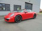 Porsche 911 Type 991 3.8 Targa 4S PDK Rouge à BEAUPUY 31