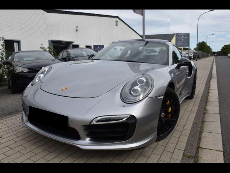 Porsche 911 Type 991 3.8 Turbo S PDK Gris occasion à BEAUPUY