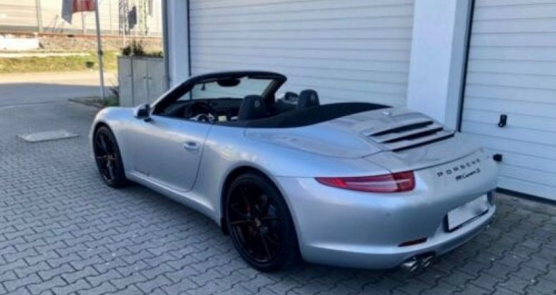 Porsche 911 Type 991 911/991 CARRERA S Sport-Chrono Gris occasion à Remich - photo n°6