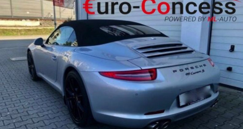 Porsche 911 Type 991 911/991 CARRERA S Sport-Chrono Gris occasion à Remich - photo n°2