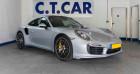 Porsche 911 Type 991 911/991 Turbo S Gris à Hesperange L-