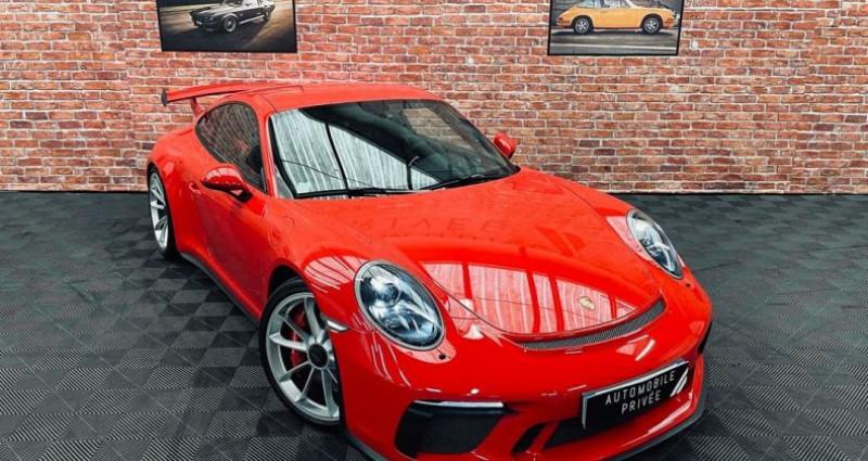 Porsche 911 Type 991 991 (2) GT3 4.0 500ch Rouge occasion à Taverny