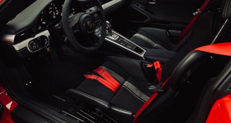 Porsche 911 Type 991 991 (2) GT3 4.0 500ch Rouge occasion à Taverny - photo n°5