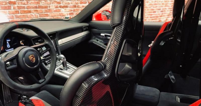 Porsche 911 Type 991 991 (2) GT3 4.0 500ch Rouge occasion à Taverny - photo n°4
