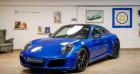 Porsche 911 Type 991 991.2 Carrera 4S Bleu 2016 - annonce de voiture en vente sur Auto Sélection.com