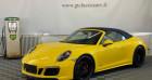 Porsche 911 Type 991 991.2 Carrera GTS Cab - GTC170 Jaune à LA COUTURE BOUSSEY 27