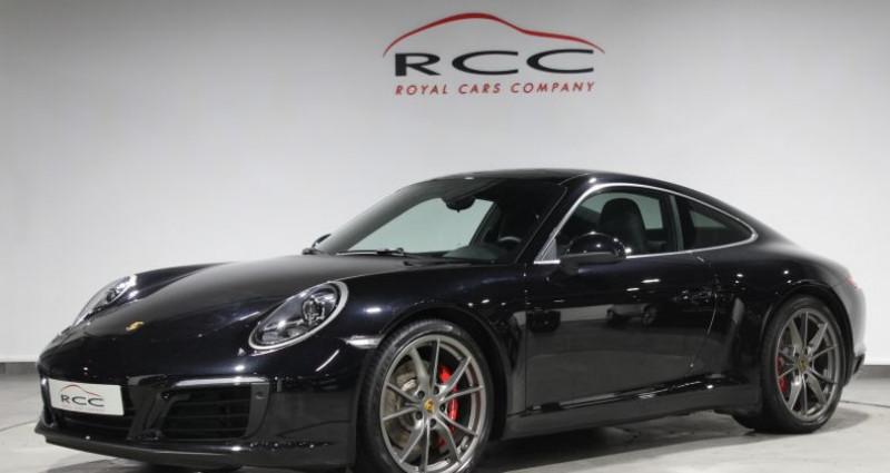 Porsche 911 Type 991 991.2 Carrera S 420 cv Noir occasion à Le Port Marly
