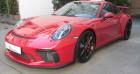 Porsche 911 Type 991 991.2 gt3 4.0 500hp 2 Rouge à Neuilly Sur Seine 92