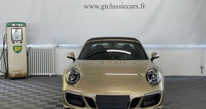 Porsche 911 Type 991 991.2 Targa - GTC199 Bronze occasion à LA COUTURE BOUSSEY - photo n°2