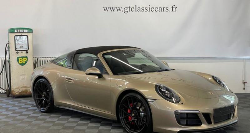 Porsche 911 Type 991 991.2 Targa - GTC199 Bronze occasion à LA COUTURE BOUSSEY - photo n°3
