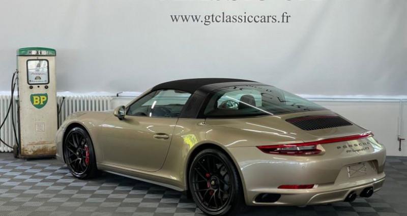 Porsche 911 Type 991 991.2 Targa - GTC199 Bronze occasion à LA COUTURE BOUSSEY - photo n°6