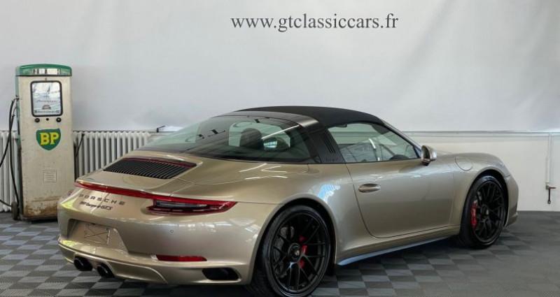 Porsche 911 Type 991 991.2 Targa - GTC199 Bronze occasion à LA COUTURE BOUSSEY - photo n°4