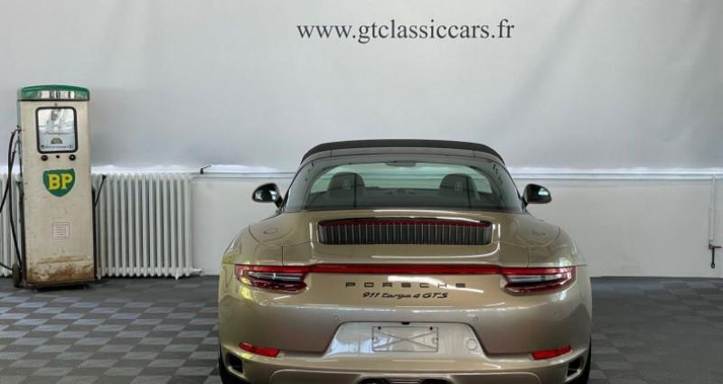 Porsche 911 Type 991 991.2 Targa - GTC199 Bronze occasion à LA COUTURE BOUSSEY - photo n°5