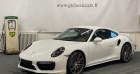 Porsche 911 Type 991 991.2 Turbo - GTC141 Blanc à LA COUTURE BOUSSEY 27