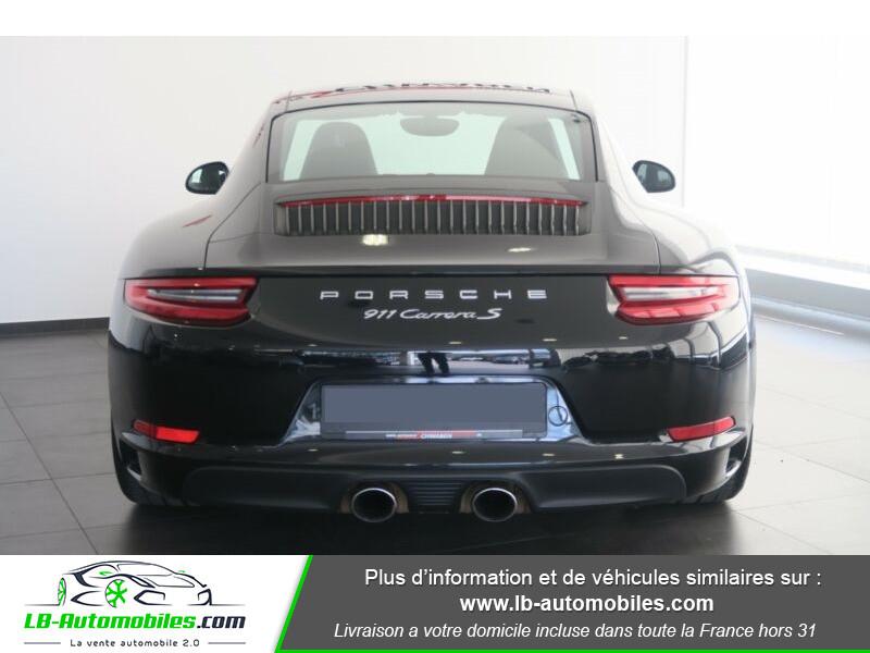 Porsche 911 Type 991 991 3.0i carrera S 420 PDK Noir occasion à Beaupuy - photo n°8