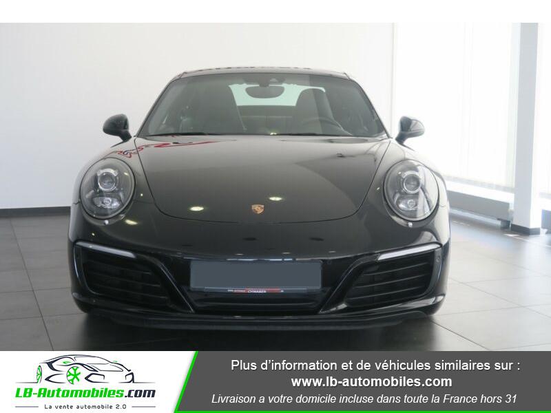 Porsche 911 Type 991 991 3.0i carrera S 420 PDK Noir occasion à Beaupuy - photo n°5