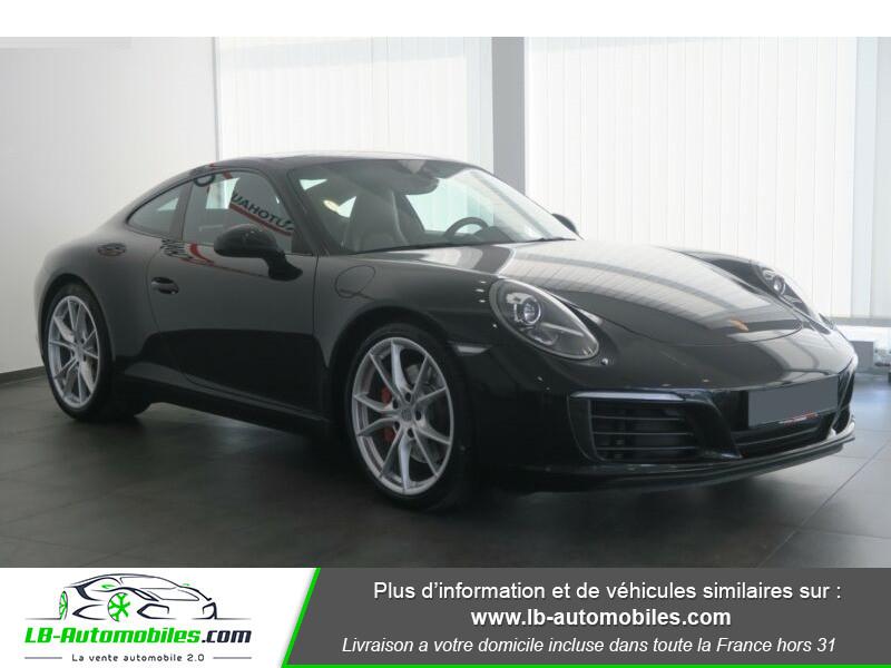 Porsche 911 Type 991 991 3.0i carrera S 420 PDK Noir occasion à Beaupuy - photo n°6