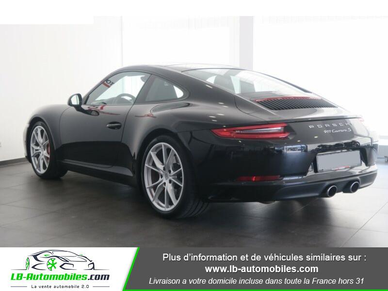 Porsche 911 Type 991 991 3.0i carrera S 420 PDK Noir occasion à Beaupuy - photo n°10