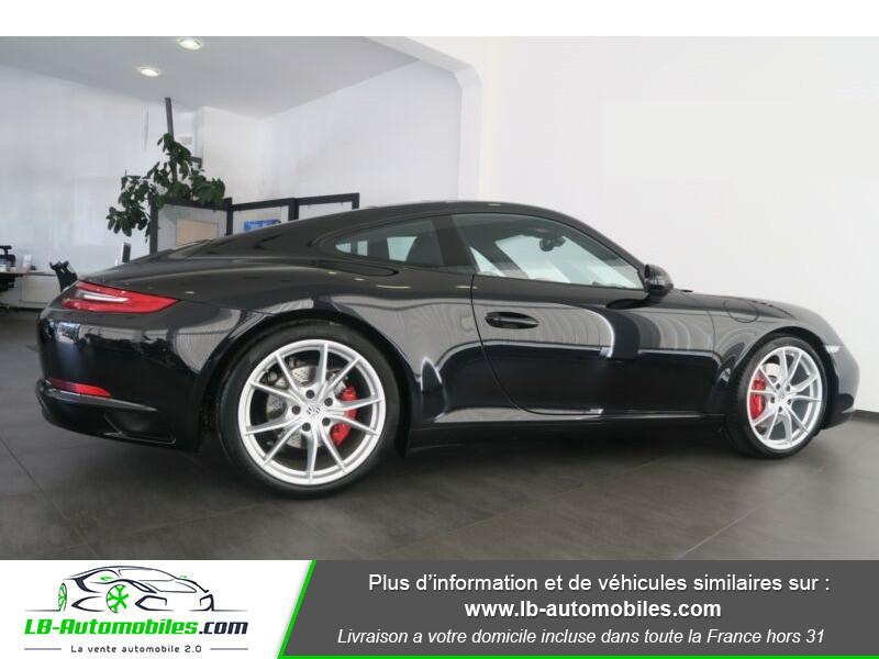 Porsche 911 Type 991 991 3.0i carrera S 420 PDK Noir occasion à Beaupuy - photo n°7