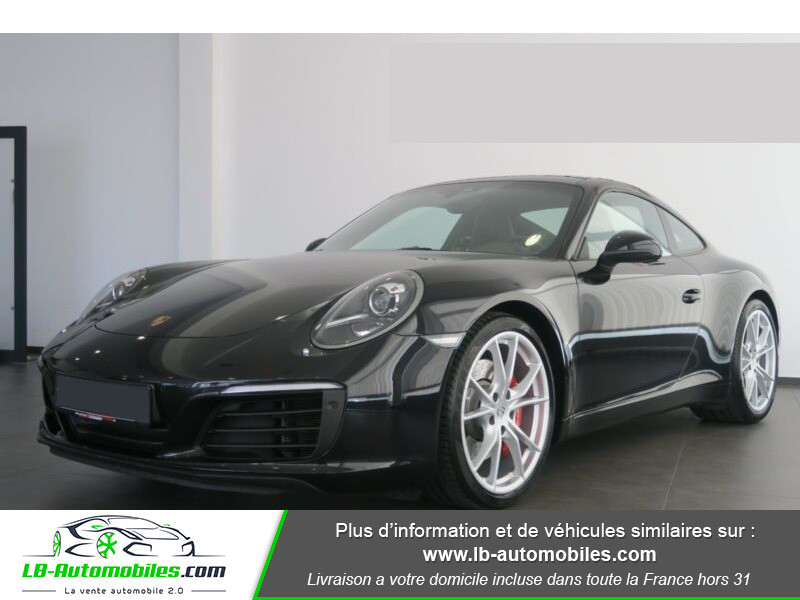 Porsche 911 Type 991 991 3.0i carrera S 420 PDK Noir occasion à Beaupuy