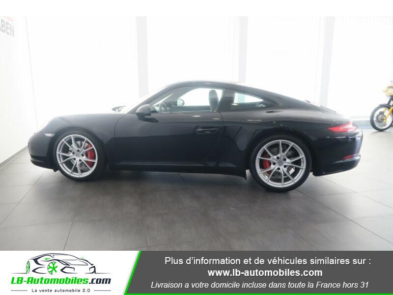 Porsche 911 Type 991 991 3.0i carrera S 420 PDK Noir occasion à Beaupuy - photo n°9