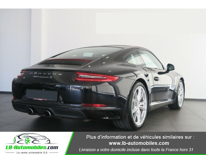 Porsche 911 Type 991 991 3.0i carrera S 420 PDK Noir occasion à Beaupuy - photo n°3