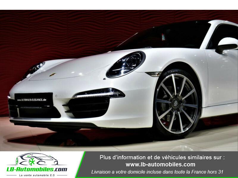 Porsche 911 Type 991 991 3.4i 350 PDK Blanc occasion à Beaupuy - photo n°11
