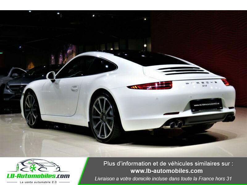 Porsche 911 Type 991 991 3.4i 350 PDK Blanc occasion à Beaupuy - photo n°14