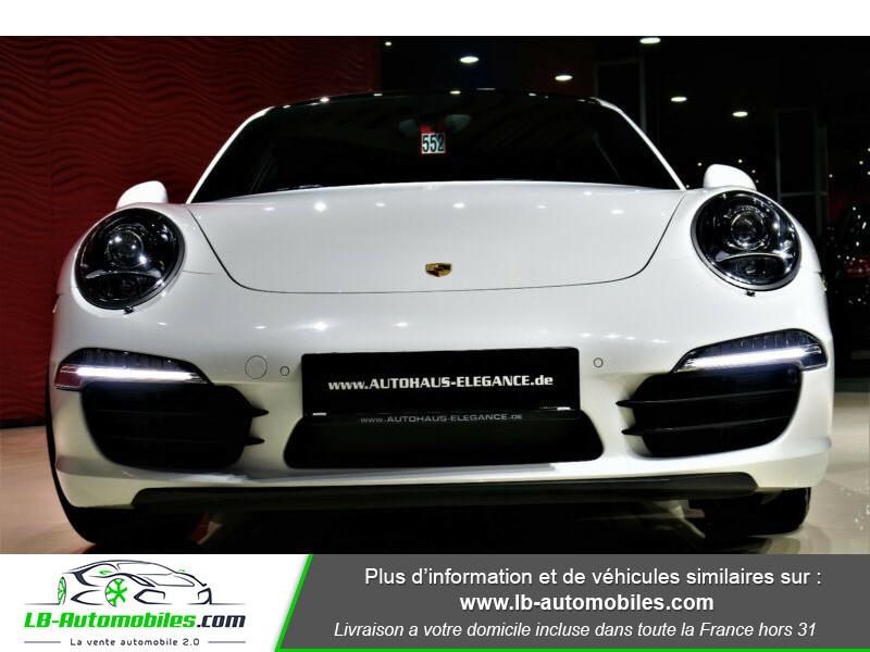 Porsche 911 Type 991 991 3.4i 350 PDK Blanc occasion à Beaupuy - photo n°13