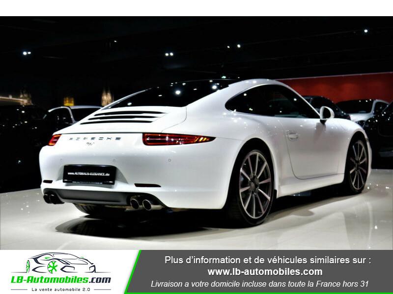 Porsche 911 Type 991 991 3.4i 350 PDK Blanc occasion à Beaupuy - photo n°3
