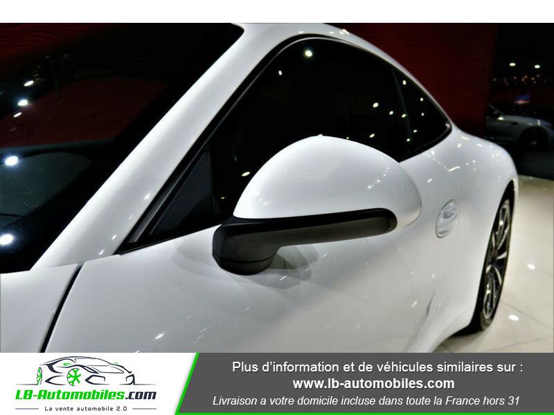 Porsche 911 Type 991 991 3.4i 350 PDK Blanc occasion à Beaupuy - photo n°6
