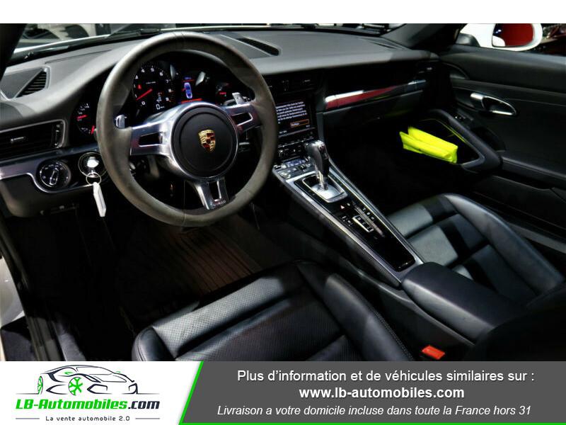 Porsche 911 Type 991 991 3.4i 350 PDK Blanc occasion à Beaupuy - photo n°2