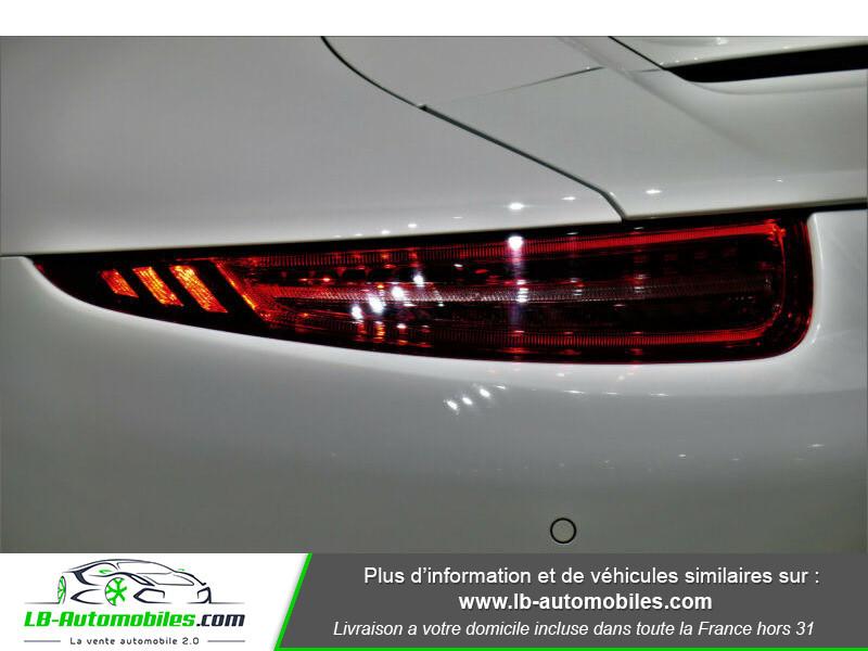 Porsche 911 Type 991 991 3.4i 350 PDK Blanc occasion à Beaupuy - photo n°7