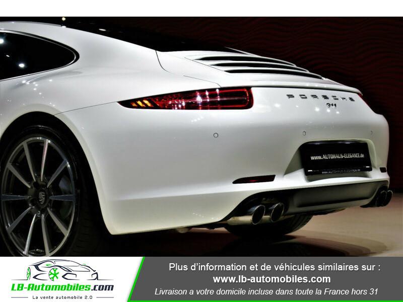 Porsche 911 Type 991 991 3.4i 350 PDK Blanc occasion à Beaupuy - photo n°8