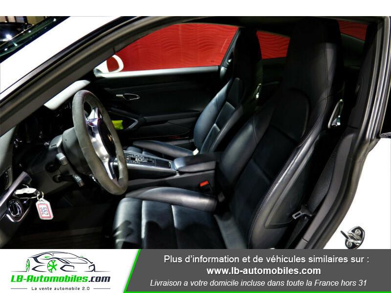 Porsche 911 Type 991 991 3.4i 350 PDK Blanc occasion à Beaupuy - photo n°20
