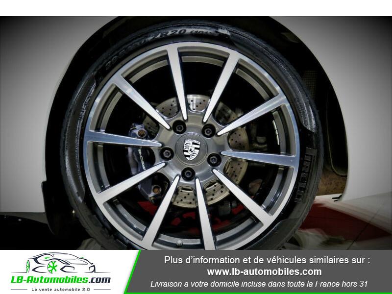 Porsche 911 Type 991 991 3.4i 350 PDK Blanc occasion à Beaupuy - photo n°5