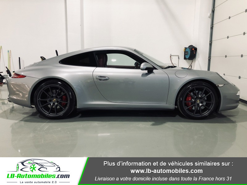 Porsche 911 Type 991 991 3.8i carrera 4S 400 PDK Gris occasion à Beaupuy - photo n°12