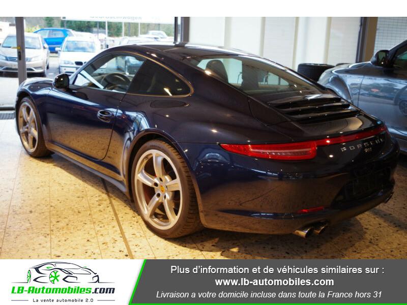 Porsche 911 Type 991 991 3.8i carrera 4S 400 PDK Bleu occasion à Beaupuy - photo n°5