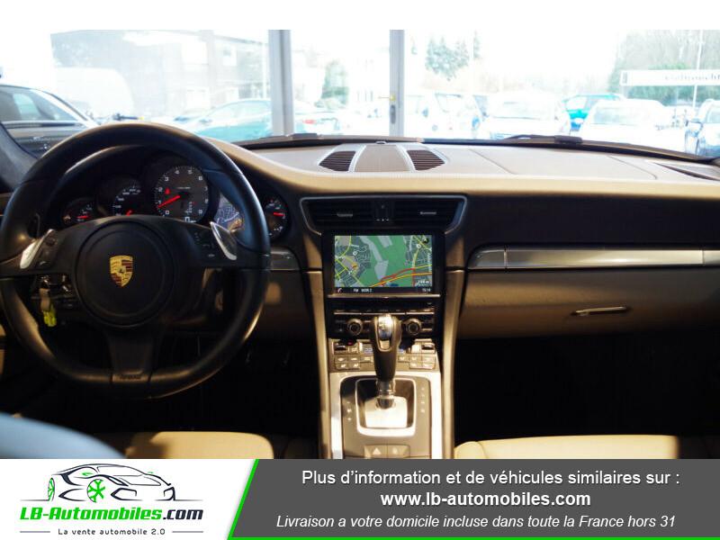 Porsche 911 Type 991 991 3.8i carrera 4S 400 PDK Bleu occasion à Beaupuy - photo n°2