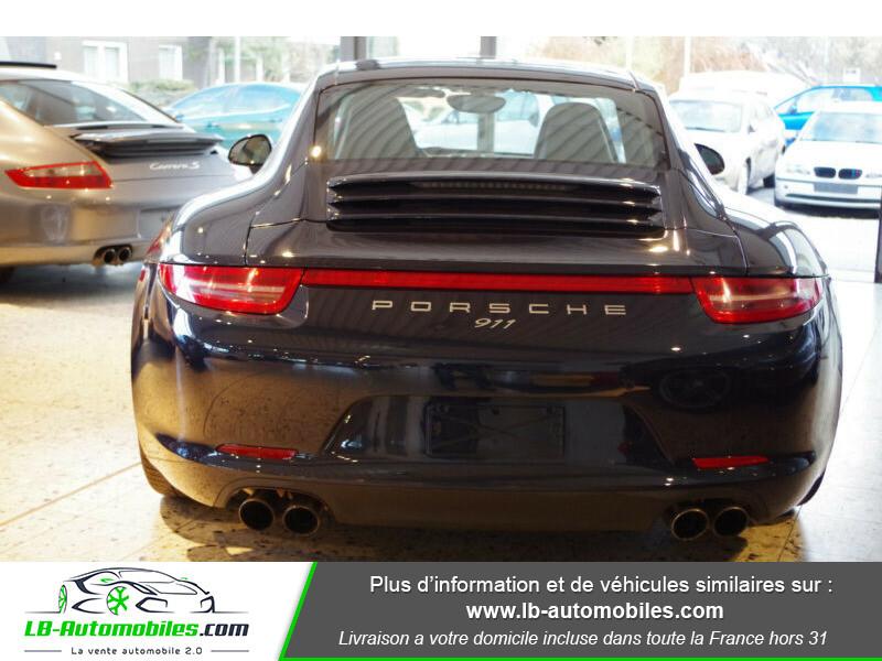 Porsche 911 Type 991 991 3.8i carrera 4S 400 PDK Bleu occasion à Beaupuy - photo n°6