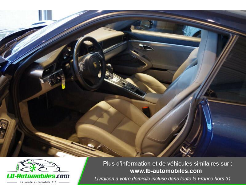 Porsche 911 Type 991 991 3.8i carrera 4S 400 PDK Bleu occasion à Beaupuy - photo n°18