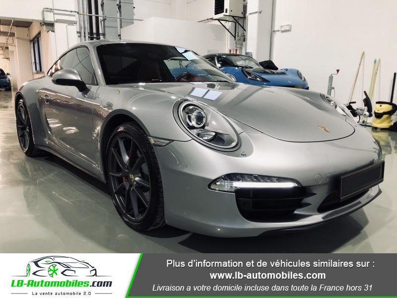 Porsche 911 Type 991 991 3.8i carrera 4S 400 PDK Gris occasion à Beaupuy - photo n°13
