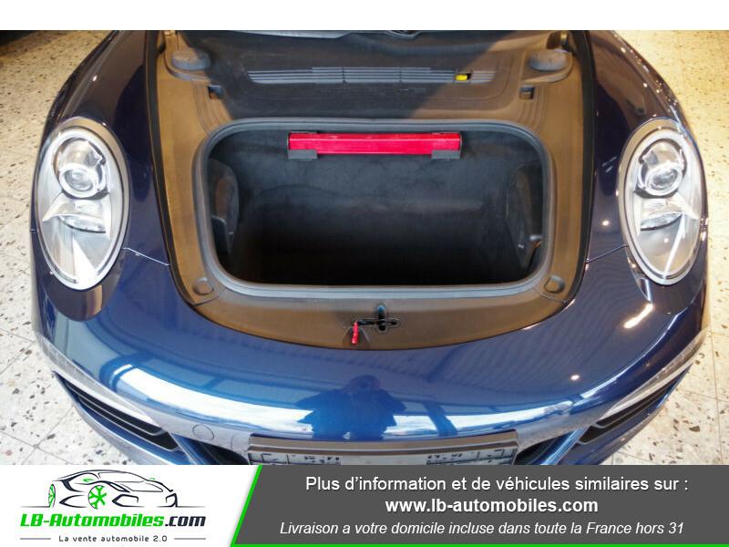 Porsche 911 Type 991 991 3.8i carrera 4S 400 PDK Bleu occasion à Beaupuy - photo n°10