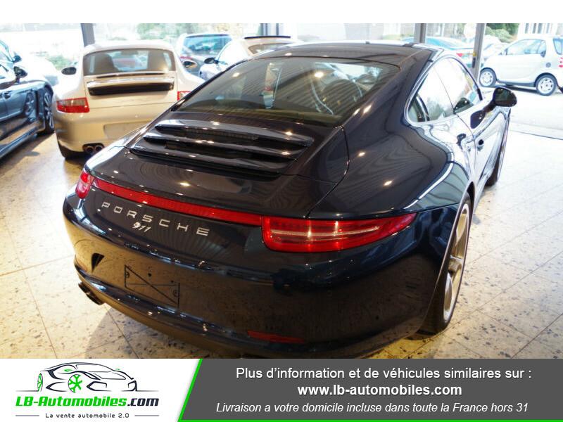 Porsche 911 Type 991 991 3.8i carrera 4S 400 PDK Bleu occasion à Beaupuy - photo n°3