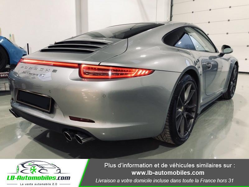 Porsche 911 Type 991 991 3.8i carrera 4S 400 PDK Gris occasion à Beaupuy - photo n°3