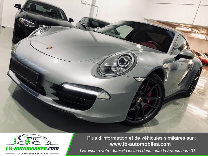 Porsche 911 Type 991 991 3.8i carrera 4S 400 PDK Gris occasion à Beaupuy - photo n°8