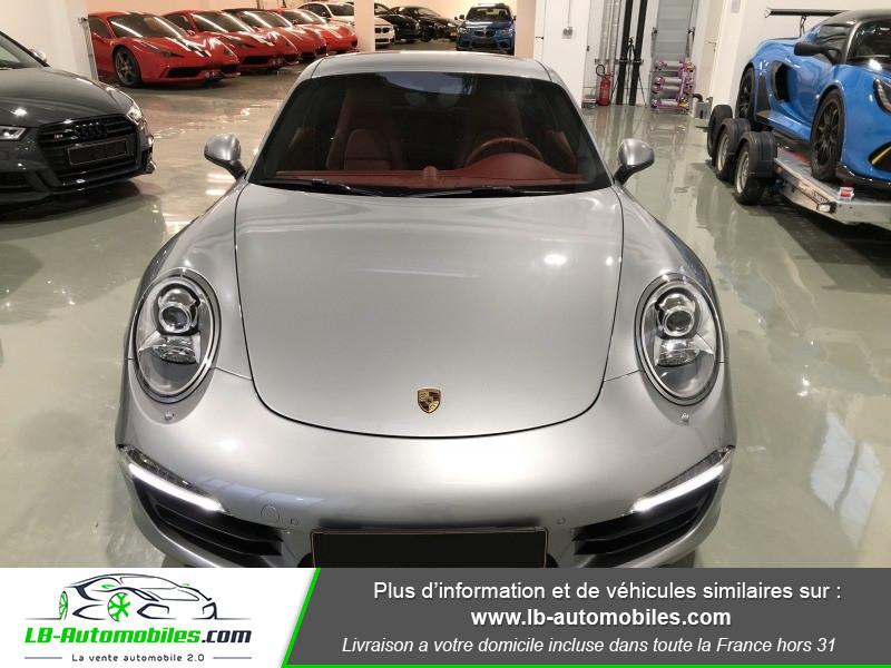 Porsche 911 Type 991 991 3.8i carrera 4S 400 PDK Gris occasion à Beaupuy - photo n°14